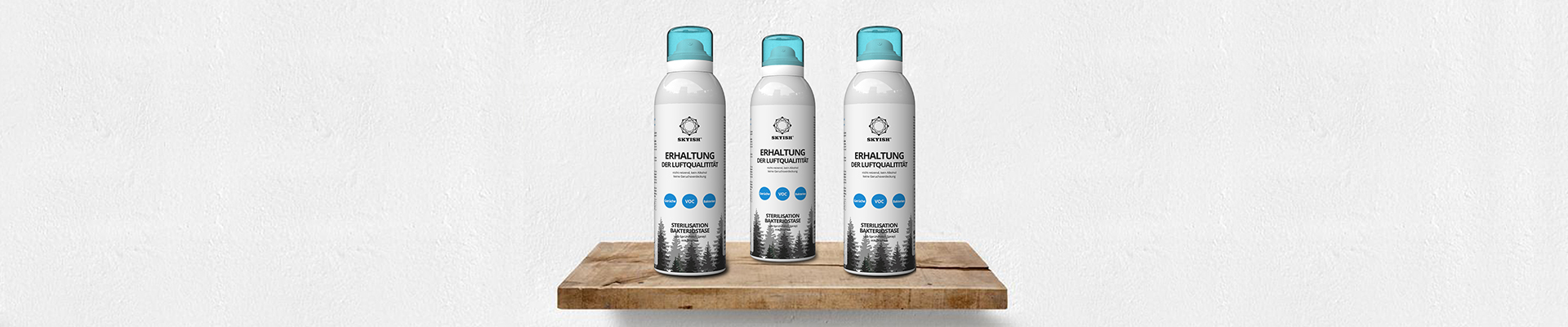 Germany Three-in-one Antibacterial Spray